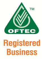 Oftec Registered Business New Milton